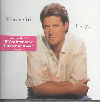 KEY BY GILL,VINCE (CD)