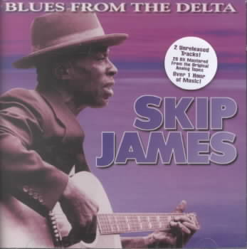 BLUES FROM THE DELTA BY JAMES,SKIP (CD)