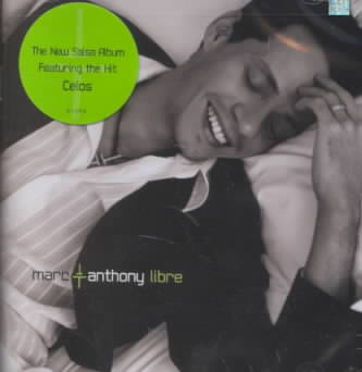 LIBRE BY ANTHONY,MARC (CD)