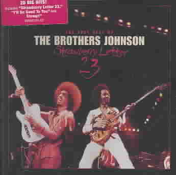 STRAWBERRY LETTER 23:VERY BEST OF THE BY BROTHERS JOHNSON (CD)