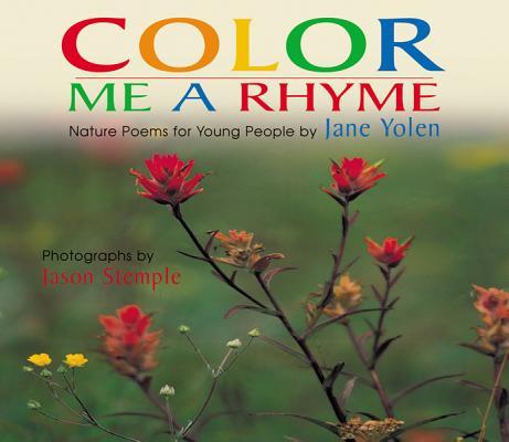 Color Me a Rhyme By Yolen, Jane/ Stemple, Jason (ILT)